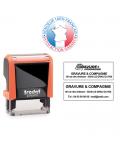 Cassette d'encre 6/4912A pour TRODAT PRINTY 4912