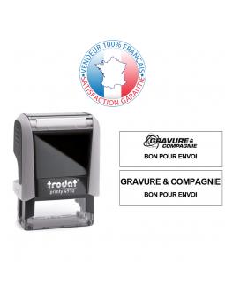 Cassette d'encrage 41 x 24 mm | TRODAT 6/50A