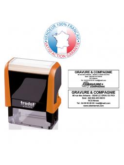 Cassette d'encrage 60 x 40 mm | TRODAT 6/57A