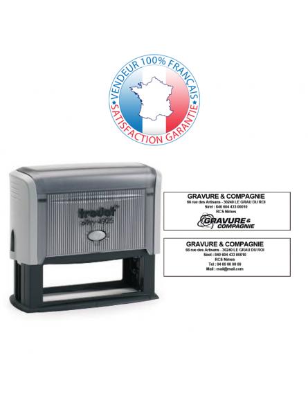 Cassette d'encre TRODAT 6/58A pour TRODAT METAL LINE