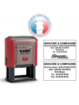 Cassette d'encrage 116 x 70 mm | TRODAT 6/512A