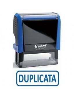 DUPLICATA | Tampon encreur formule commerciale | TRODAT XPRINT 4992.05