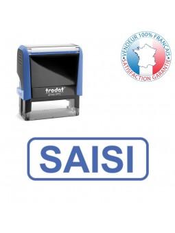 Tampon TRODAT XPRINT formule commerciale SAISI