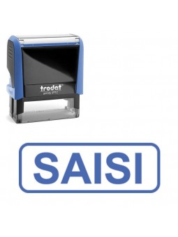 SAISI | Tampon encreur formule commerciale | TRODAT XPRINT 4992.13