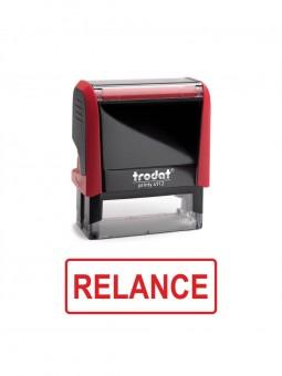 RELANCE | Tampon encreur formule commerciale | TRODAT XPRINT 4992.50