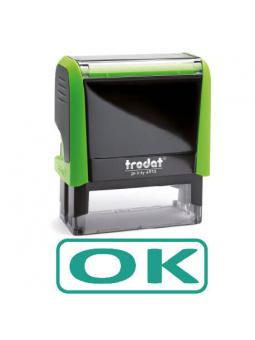 OK | Tampon encreur formule commerciale | TRODAT XPRINT 4992.56