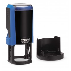 Tampon encreur ROND 30 mm | 6 lignes | TRODAT PRINTY 4630
