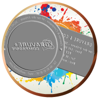 Empreintes et timbres pour tampons encreurs TRODAT |GRAVURE &COMPAGNIE