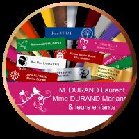 Plaque de boîte aux lettres personnalisée | 8,40€| Gravure&Compagnie