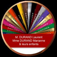 Plaque de boîte aux lettres personnalisée | 4,90€| Gravure&Compagnie